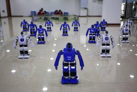 人形机器人
